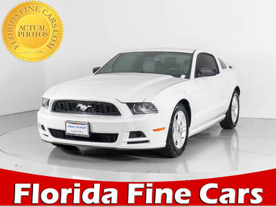 Used FORD MUSTANG 2014 WEST PALM V6
