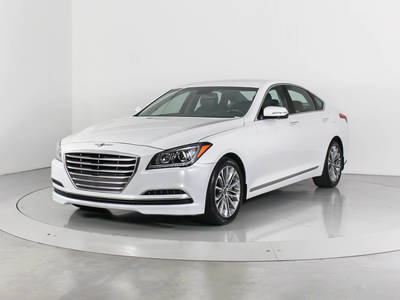 Used Hyundai Genesis 2015 West Palm 3.8