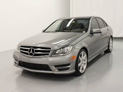 Used MERCEDES-BENZ C-CLASS 2014 HOLLYWOOD  C250