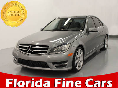 Used MERCEDES-BENZ C-CLASS 2014 MARGATE C250
