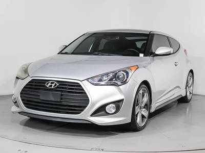 Used HYUNDAI VELOSTER 2013 MIAMI Turbo