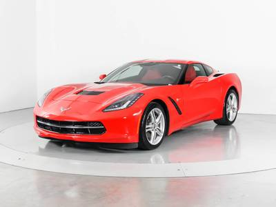 Used CHEVROLET CORVETTE 2016 WEST PALM STINGRAY 1LT