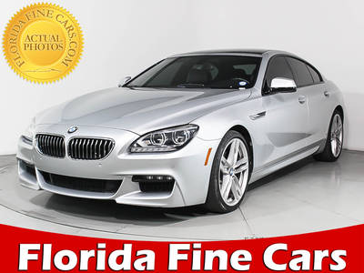 Used BMW 6-SERIES 2015 MIAMI 640i Gran Coupe M