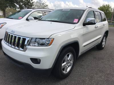 Used JEEP GRAND-CHEROKEE 2011 MIAMI LAREDO
