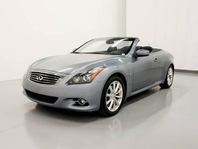 Used INFINITI Q60 2015 WEST PALM Convertible
