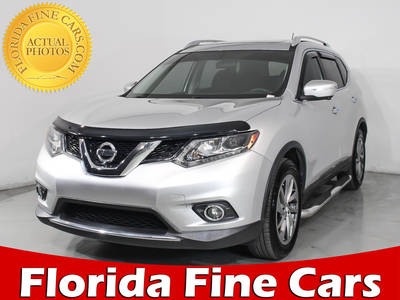 Used NISSAN ROGUE 2015 MARGATE Sl