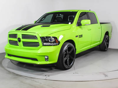 Used RAM 1500 2017 HOLLYWOOD SPORT
