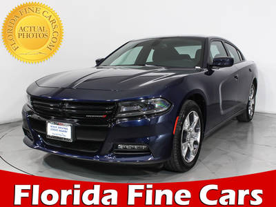 Used DODGE CHARGER 2015 MIAMI Ralley Pkg Awd