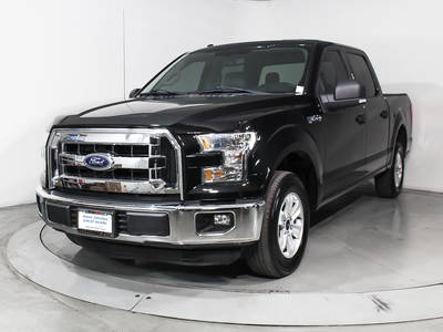 Used FORD F-150 2015 MIAMI Xlt Supercrew