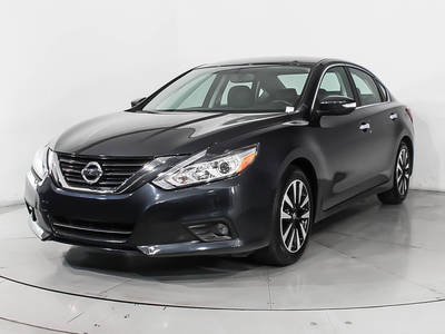Used NISSAN ALTIMA 2018 HOLLYWOOD Sl
