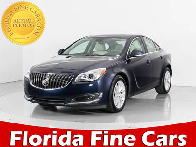 Used BUICK REGAL 2015 WEST PALM LEATHER