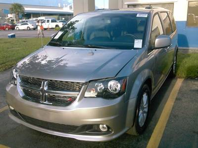 Used DODGE GRAND-CARAVAN 2018 MIAMI SXT