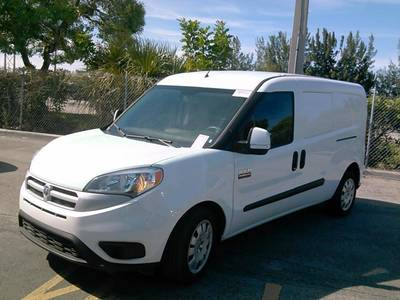 Used RAM PROMASTER-CITY 2017 MIAMI SLT
