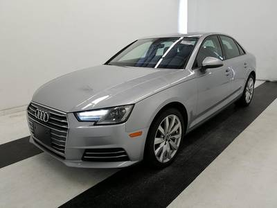 Used AUDI A4 2017 WEST PALM PREMIUM QUATTRO