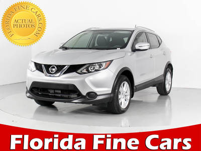 Used NISSAN ROGUE-SPORT 2017 WEST PALM Sv