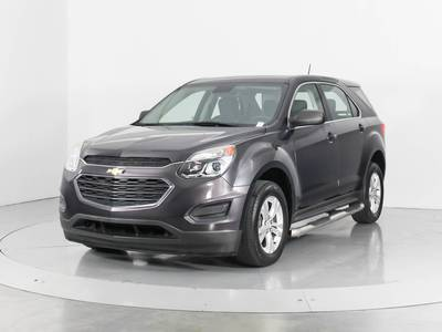 Used CHEVROLET EQUINOX 2016 WEST PALM LS
