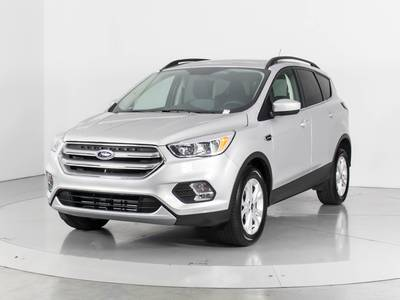 Used FORD ESCAPE 2018 WEST PALM SE