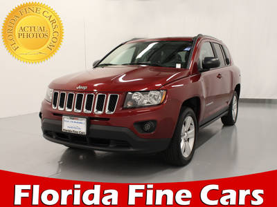Used JEEP COMPASS 2017 MARGATE Sport 4x4