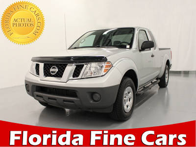 Used NISSAN FRONTIER 2017 MARGATE S