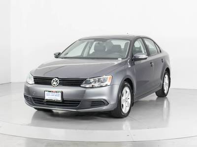 Used VOLKSWAGEN JETTA 2012 WEST PALM Tdi Premium