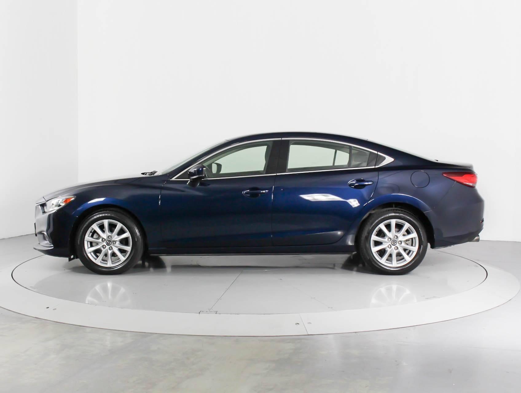 Used 2017 Mazda Mazda6 Sport Sedan For In West Palm Fl 98062 Florida Fine Cars