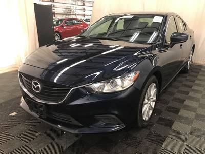 Used MAZDA MAZDA6 2017 WEST PALM SPORT