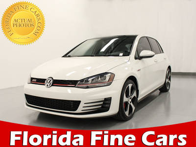 Used VOLKSWAGEN GTI 2015 MARGATE Se Performance Pkg
