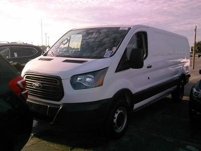 Used FORD TRANSIT-VAN 2017 WEST PALM
