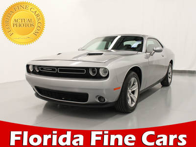 Used DODGE CHALLENGER 2016 MARGATE SXT