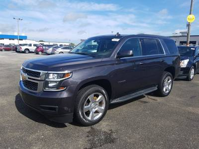 Used CHEVROLET TAHOE 2016 MARGATE LS