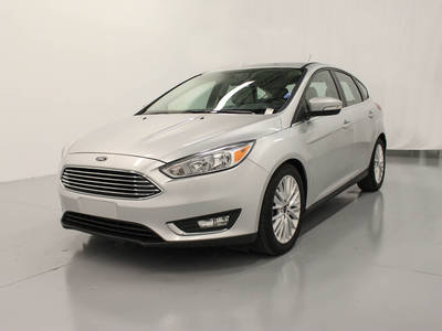 Used FORD FOCUS 2017 MARGATE TITANIUM