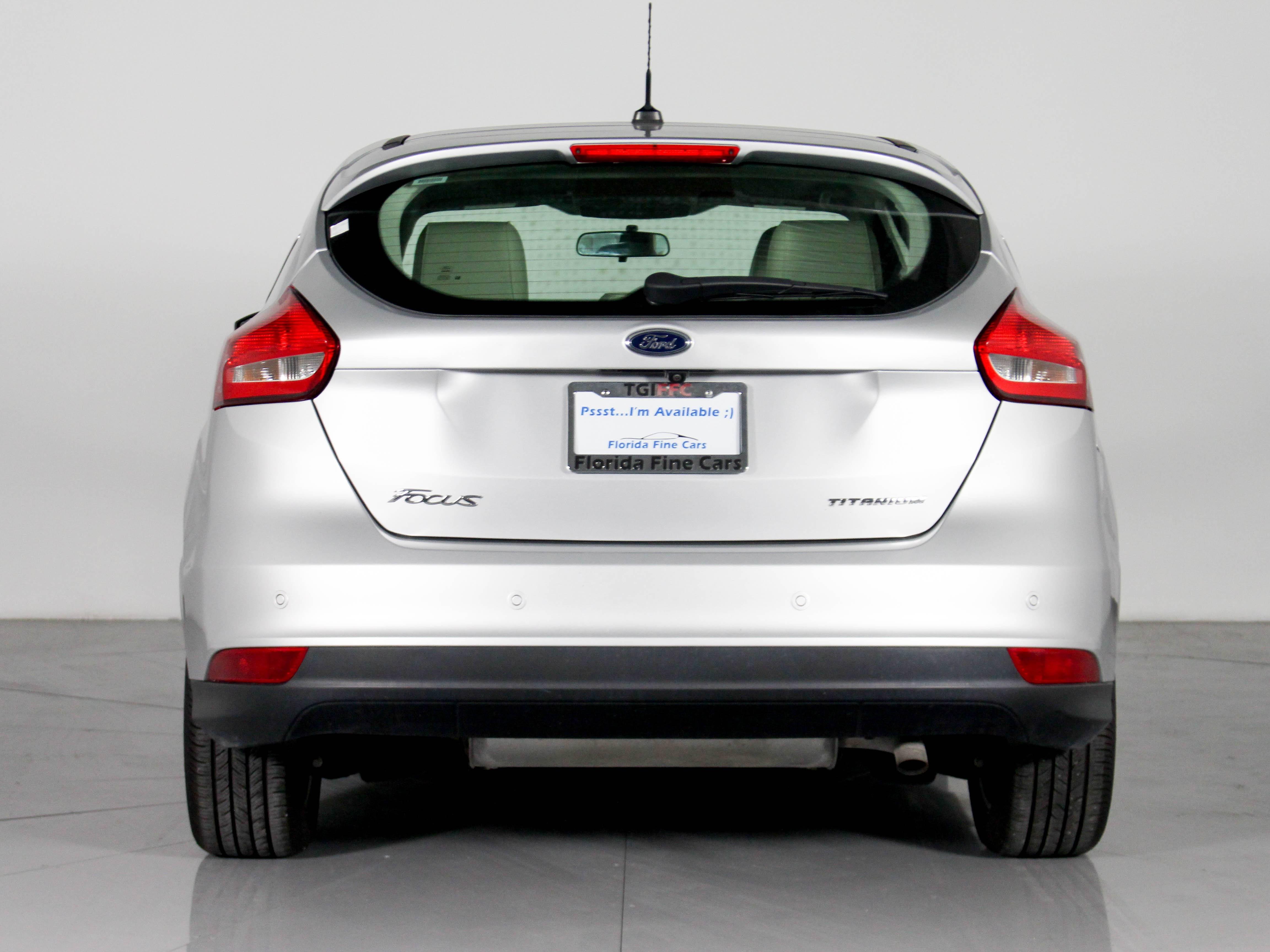 Used 2017 Ford Focus Anium Wagon For In Miami Fl 98079 Florida Fine Cars