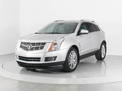 Used CADILLAC SRX 2012 MIAMI PERFORMANCE