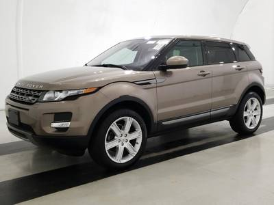Used LAND-ROVER RANGE-ROVER-EVOQUE 2015 WEST PALM PURE PLUS