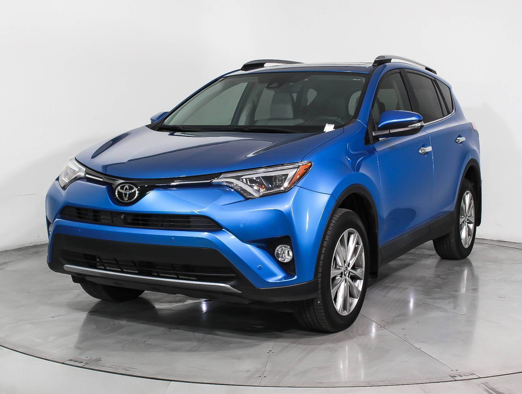 Used 2017 Toyota Rav4 Limited Awd Suv For In Hollywood Fl 98202 Florida Fine Cars