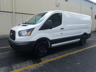 Used FORD TRANSIT-VAN 2016 WEST PALM Cargo