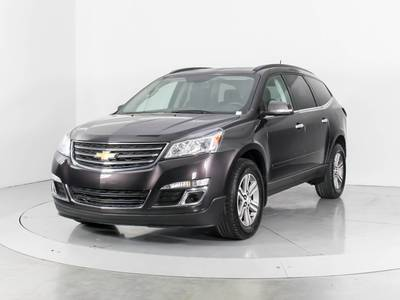 Used CHEVROLET TRAVERSE 2016 WEST PALM 2LT