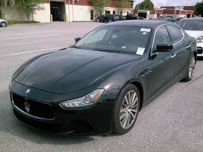Used MASERATI GHIBLI 2015 WEST PALM S Q4