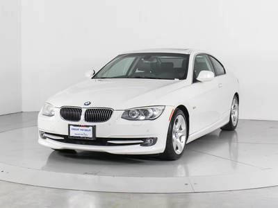 Used BMW 3-SERIES 2013 WEST PALM 335I