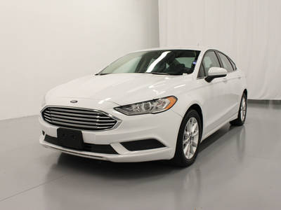 Used FORD FUSION 2017 MARGATE SE