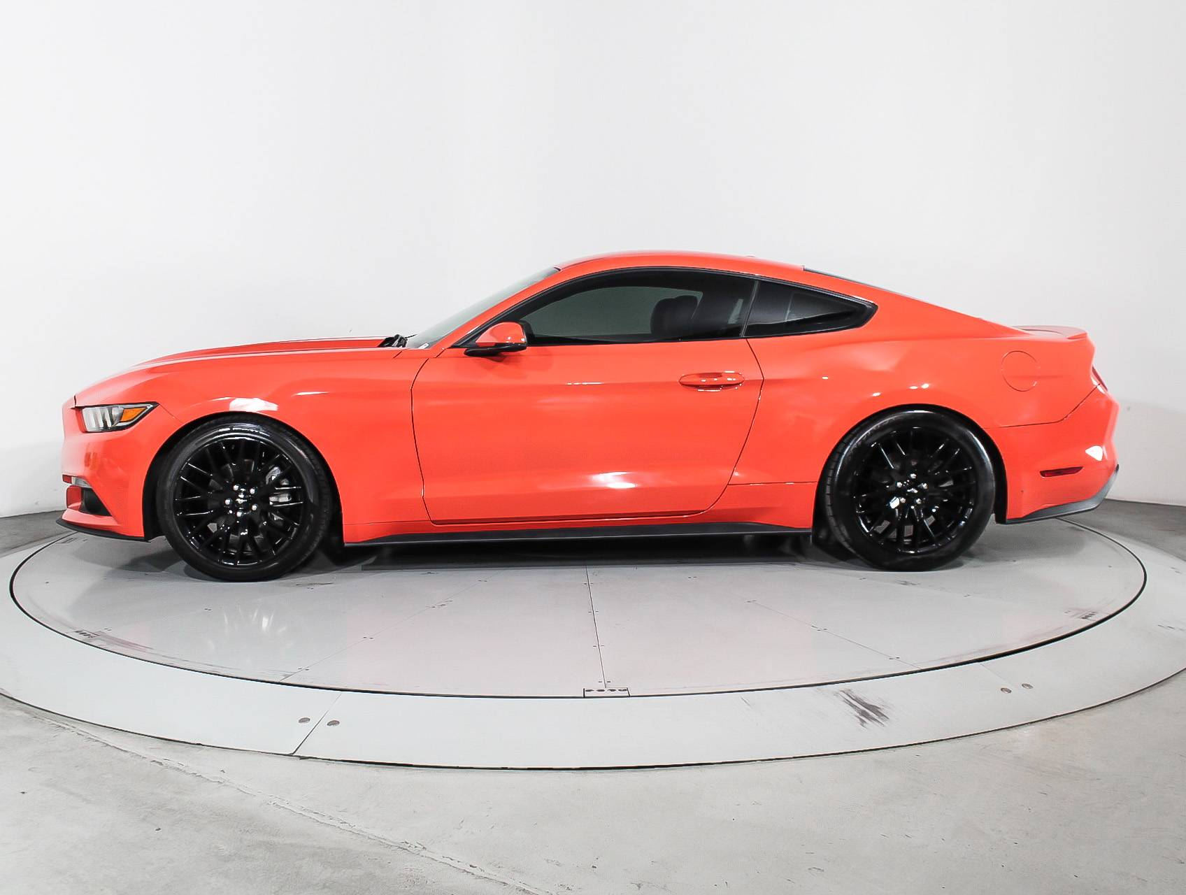 Used 2016 ford mustang ecoboost premium coupe for sale in miami fl
