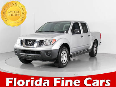 Used NISSAN FRONTIER 2014 MARGATE S Crew Cab