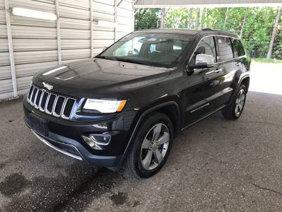 Used JEEP GRAND-CHEROKEE 2015 WEST PALM Limited 4x4