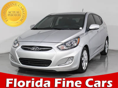 Used HYUNDAI ACCENT 2013 WEST PALM Se