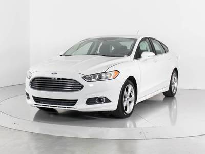 Used FORD FUSION 2014 MARGATE SE