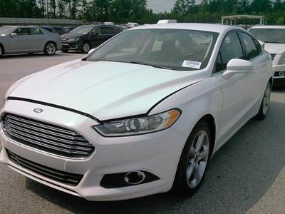 Used FORD FUSION 2014 WEST PALM SE