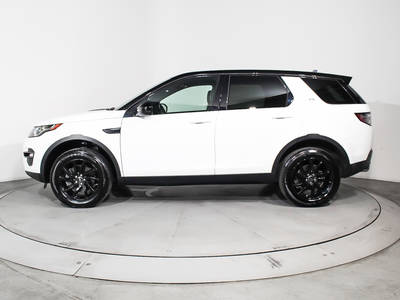 Used LAND-ROVER DISCOVERY-SPORT 2016 HOLLYWOOD Hse Awd