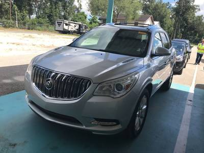 Used BUICK ENCLAVE 2014 MIAMI Leather