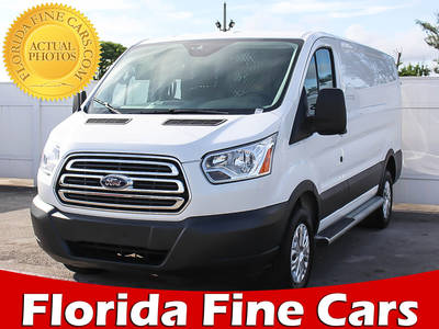 Used FORD TRANSIT-VAN 2017 MIAMI Xlt