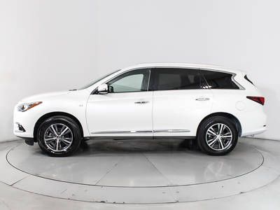 Used INFINITI QX60 2017 HOLLYWOOD Awd